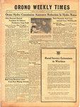 Orono Weekly Times, 27 Apr 1944