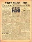 Orono Weekly Times, 18 May 1944