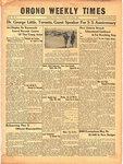 Orono Weekly Times, 25 May 1944