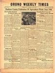 Orono Weekly Times, 8 Jun 1944