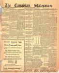 Canadian Statesman (Bowmanville, ON), 4 Jan 1923