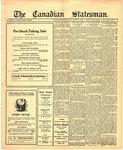 Canadian Statesman (Bowmanville, ON), 1 Mar 1923