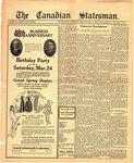 Canadian Statesman (Bowmanville, ON), 22 Mar 1923