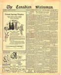 Canadian Statesman (Bowmanville, ON), 29 Mar 1923
