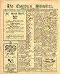 Canadian Statesman (Bowmanville, ON), 12 Jul 1923
