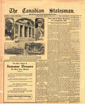 Canadian Statesman (Bowmanville, ON), 9 Aug 1923