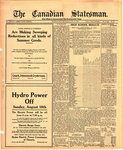 Canadian Statesman (Bowmanville, ON), 16 Aug 1923