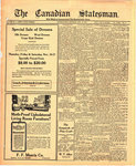 Canadian Statesman (Bowmanville, ON), 15 Nov 1923
