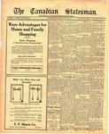 Canadian Statesman (Bowmanville, ON), 22 Nov 1923