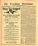 Canadian Statesman (Bowmanville, ON), 13 Dec 1923