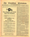 Canadian Statesman (Bowmanville, ON), 20 Dec 1923