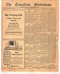Canadian Statesman (Bowmanville, ON), 3 Jan 1924