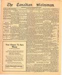 Canadian Statesman (Bowmanville, ON), 24 Jan 1924