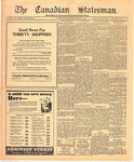 Canadian Statesman (Bowmanville, ON), 7 Feb 1924