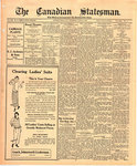 Canadian Statesman (Bowmanville, ON), 26 Jun 1924
