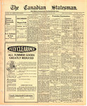 Canadian Statesman (Bowmanville, ON), 17 Jul 1924