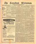 Canadian Statesman (Bowmanville, ON), 24 Jul 1924