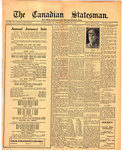Canadian Statesman (Bowmanville, ON), 8 Jan 1925