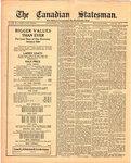 Canadian Statesman (Bowmanville, ON), 29 Jan 1925