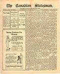 Canadian Statesman (Bowmanville, ON), 4 Jun 1925