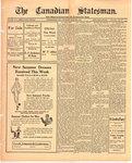 Canadian Statesman (Bowmanville, ON), 25 Jun 1925