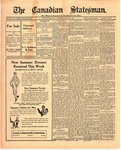 Canadian Statesman (Bowmanville, ON), 9 Jul 1925