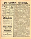 Canadian Statesman (Bowmanville, ON), 23 Jul 1925
