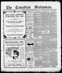 Canadian Statesman (Bowmanville, ON), 1 May 1913