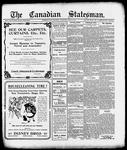 Canadian Statesman (Bowmanville, ON), 15 May 1913