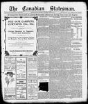 Canadian Statesman (Bowmanville, ON), 12 Jun 1913