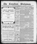 Canadian Statesman (Bowmanville, ON), 10 Jul 1913