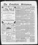 Canadian Statesman (Bowmanville, ON), 31 Jul 1913