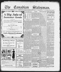 Canadian Statesman (Bowmanville, ON), 7 Aug 1913