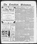 Canadian Statesman (Bowmanville, ON), 14 Aug 1913