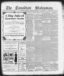 Canadian Statesman (Bowmanville, ON), 21 Aug 1913