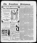 Canadian Statesman (Bowmanville, ON), 18 Sep 1913