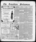 Canadian Statesman (Bowmanville, ON), 25 Sep 1913