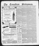 Canadian Statesman (Bowmanville, ON), 16 Oct 1913