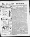 Canadian Statesman (Bowmanville, ON), 30 Oct 1913