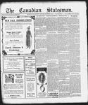 Canadian Statesman (Bowmanville, ON), 6 Nov 1913