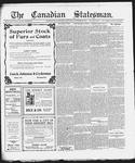 Canadian Statesman (Bowmanville, ON), 20 Nov 1913