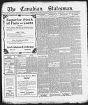 Canadian Statesman (Bowmanville, ON), 27 Nov 1913