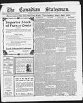 Canadian Statesman (Bowmanville, ON), 4 Dec 1913