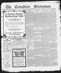 Canadian Statesman (Bowmanville, ON), 8 Jan 1914
