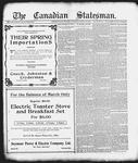Canadian Statesman (Bowmanville, ON), 12 Mar 1914