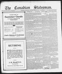 Canadian Statesman (Bowmanville, ON), 20 Aug 1914