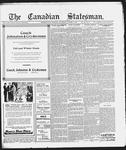 Canadian Statesman (Bowmanville, ON), 8 Oct 1914