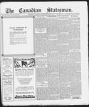Canadian Statesman (Bowmanville, ON), 5 Nov 1914
