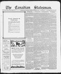 Canadian Statesman (Bowmanville, ON), 12 Nov 1914
