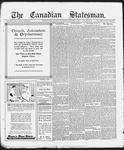 Canadian Statesman (Bowmanville, ON), 26 Nov 1914